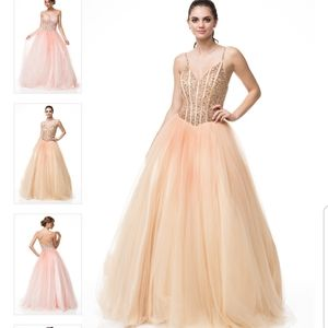 Quinceanera sweet 16 dresses formal party